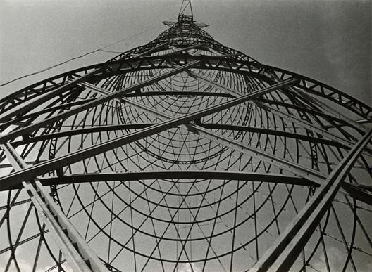 Aleksander Rodchenko, Shukhov Tower (1929)