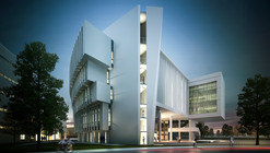 Perkins + Will Designs FIU Complex for the Research of Extreme Natural Events