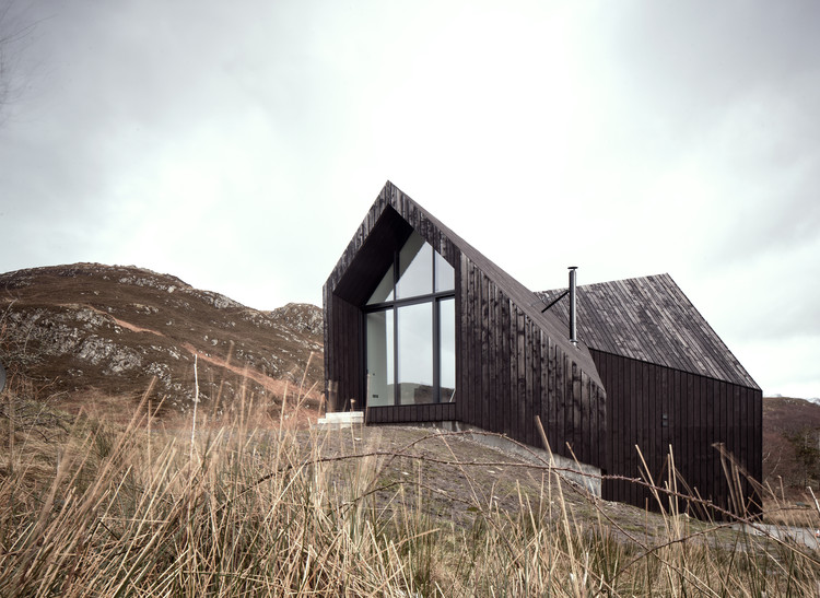 Casa em Camusdarach Sands / Raw Architecture Workshop, Cortesia de Raw Architecture Workshop