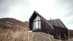 Casa en Camusdarach Sands / Raw Architecture Workshop