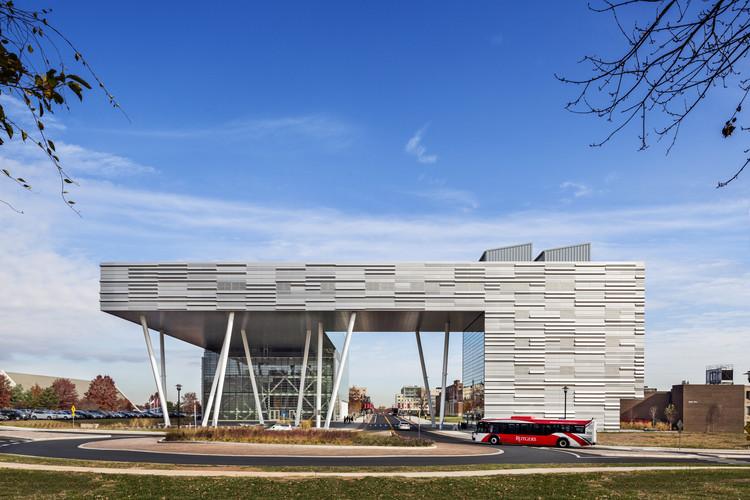 rutgers business school ten arquitectos enrique norten archdaily