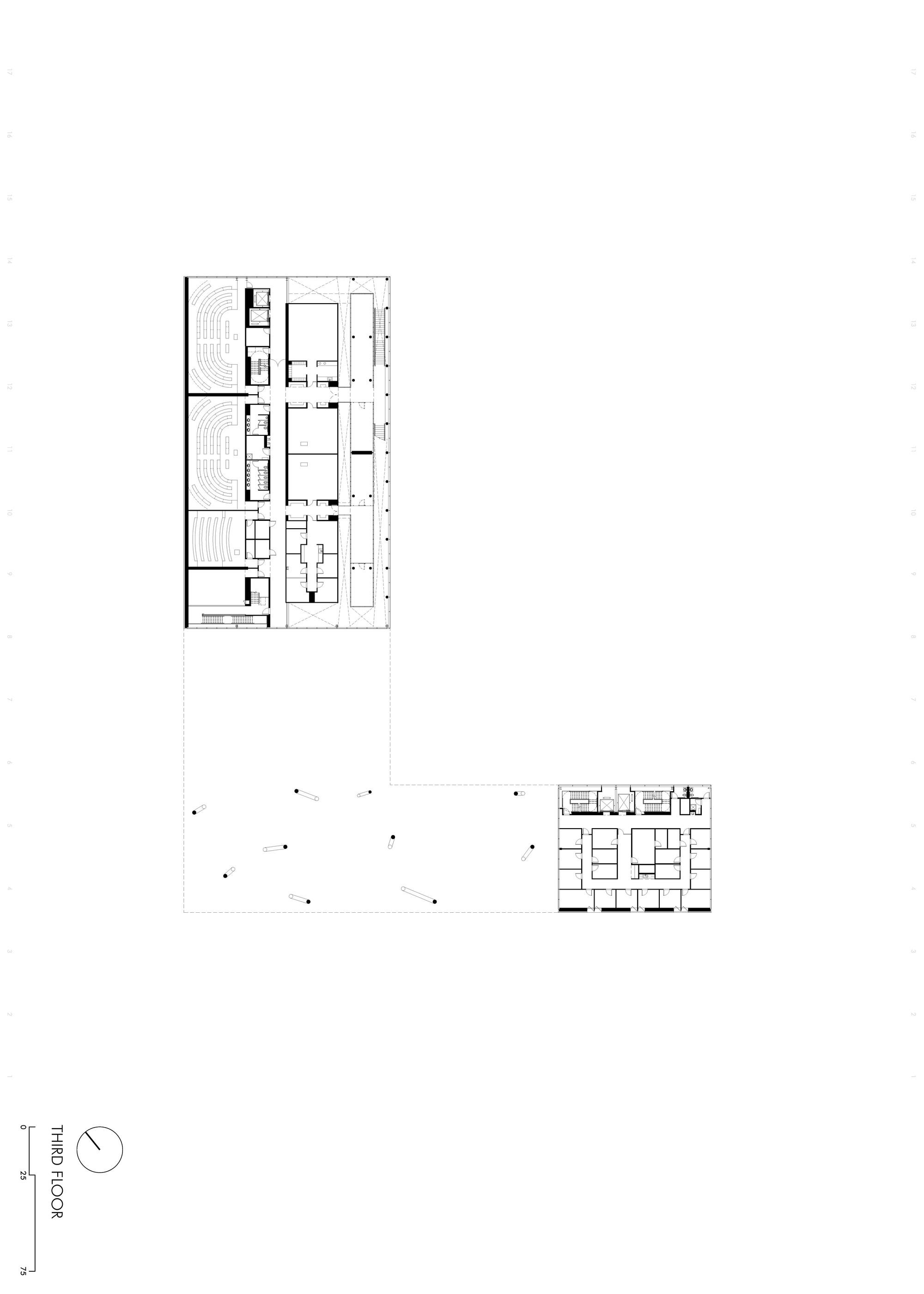 gallery of rutgers business ten arquitectos 13