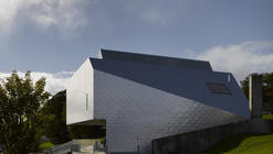 Centro Cultural Regional / MacGabhann Architects