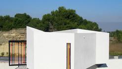 Sales and management office for Sol de Rojales housing development  / Esculpir el Aire