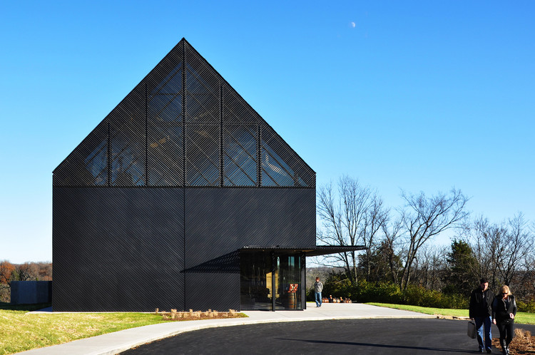 Wild Turkey Bourbon Visitor Center / De Leon & Primmer Architecture Workshop, Courtesy of De Leon & Primmer Architecture Workshop