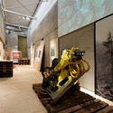 The Exhibition Is Not Just About Wood, But The Forest As Well. Image Courtesy of Dan Handel