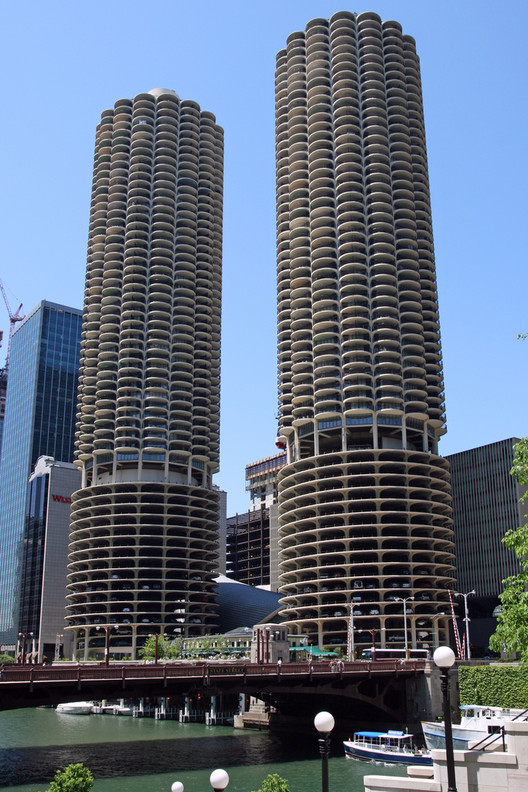 Chicago Unveils Plans For Its Own Architecture Biennial Marina City Apartments