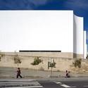Church and P. Centre | Marco de Canavezes  - 1997/2006. Image © Fernando Guerra | FG+SG