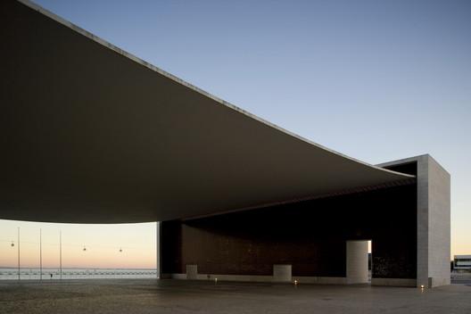 Portuguese pavilion for Expo 98 – 1998. Image © Fernando Guerra | FG+SG