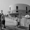 Barcelona Meteorological Center - 1992. Image © Fernando Guerra | FG+SG