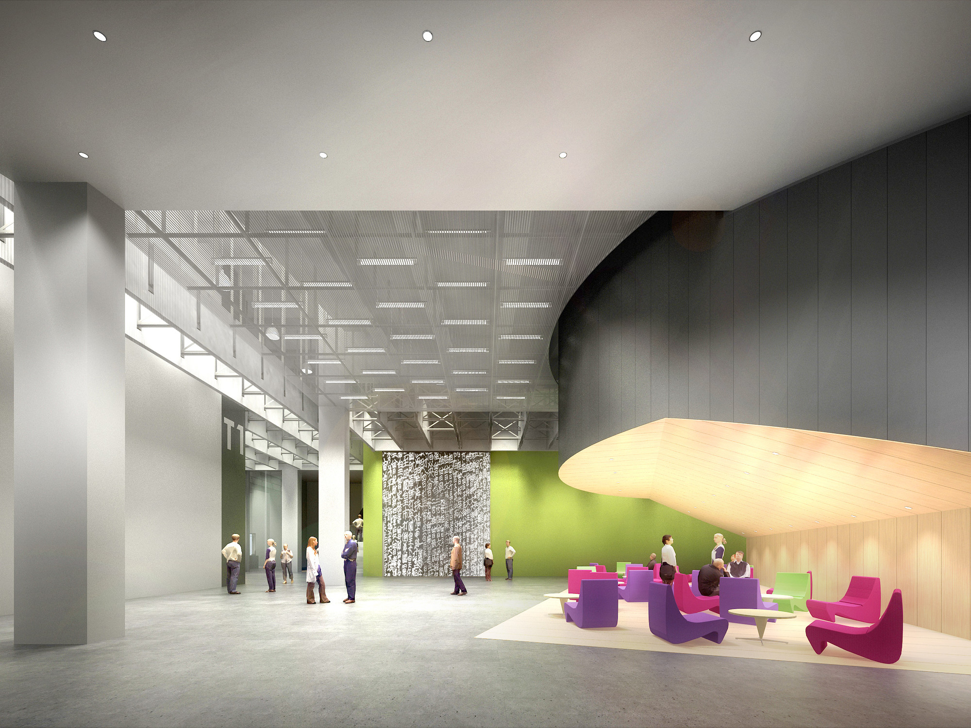 Gallery Of Rocco Designs New Campus For Chu Hai College Of