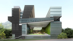 Rocco Designs New Campus for Chu Hai College of Higher Education