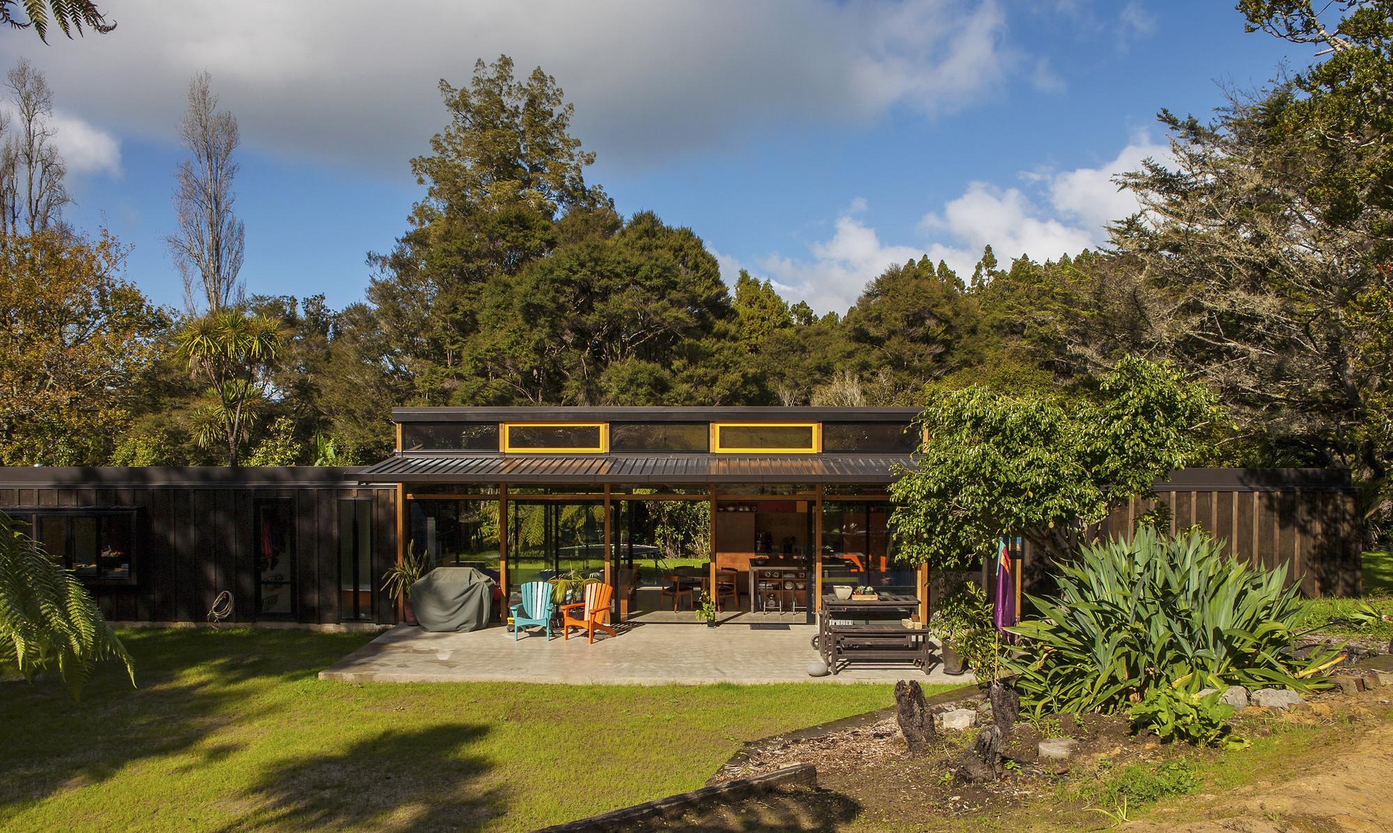 Easterbrook House / Dorrington Atcheson Architects, © Emma-Jane Hetherington