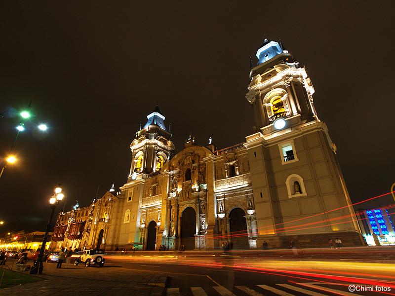 Perú: proponen crear Superintendencia Nacional de Proyectos y Obras, Catedral de Lima. Image © Chimi Fotos [Flickr]