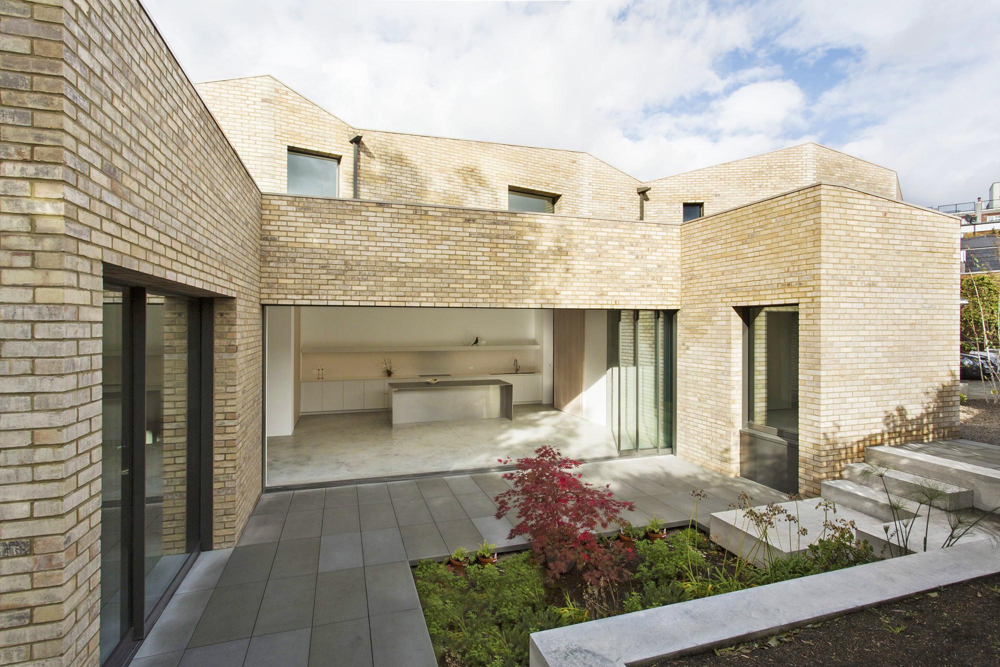 Gallery Of Luker House In Barnes Jamie Fobert Architects 4