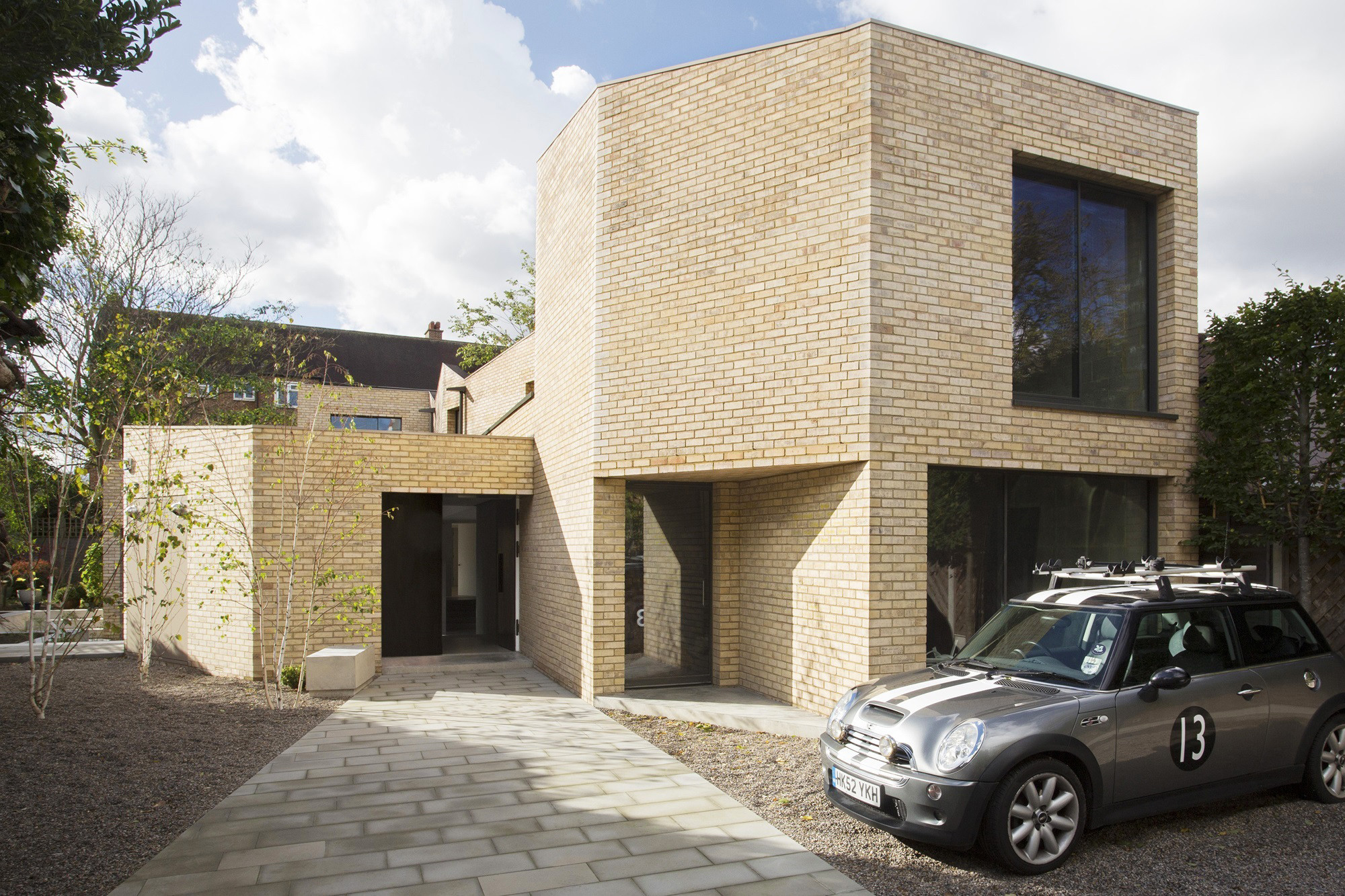 Luker House in Barnes / Jamie Fobert Architects, Courtesy of Jamie Fobert Architects