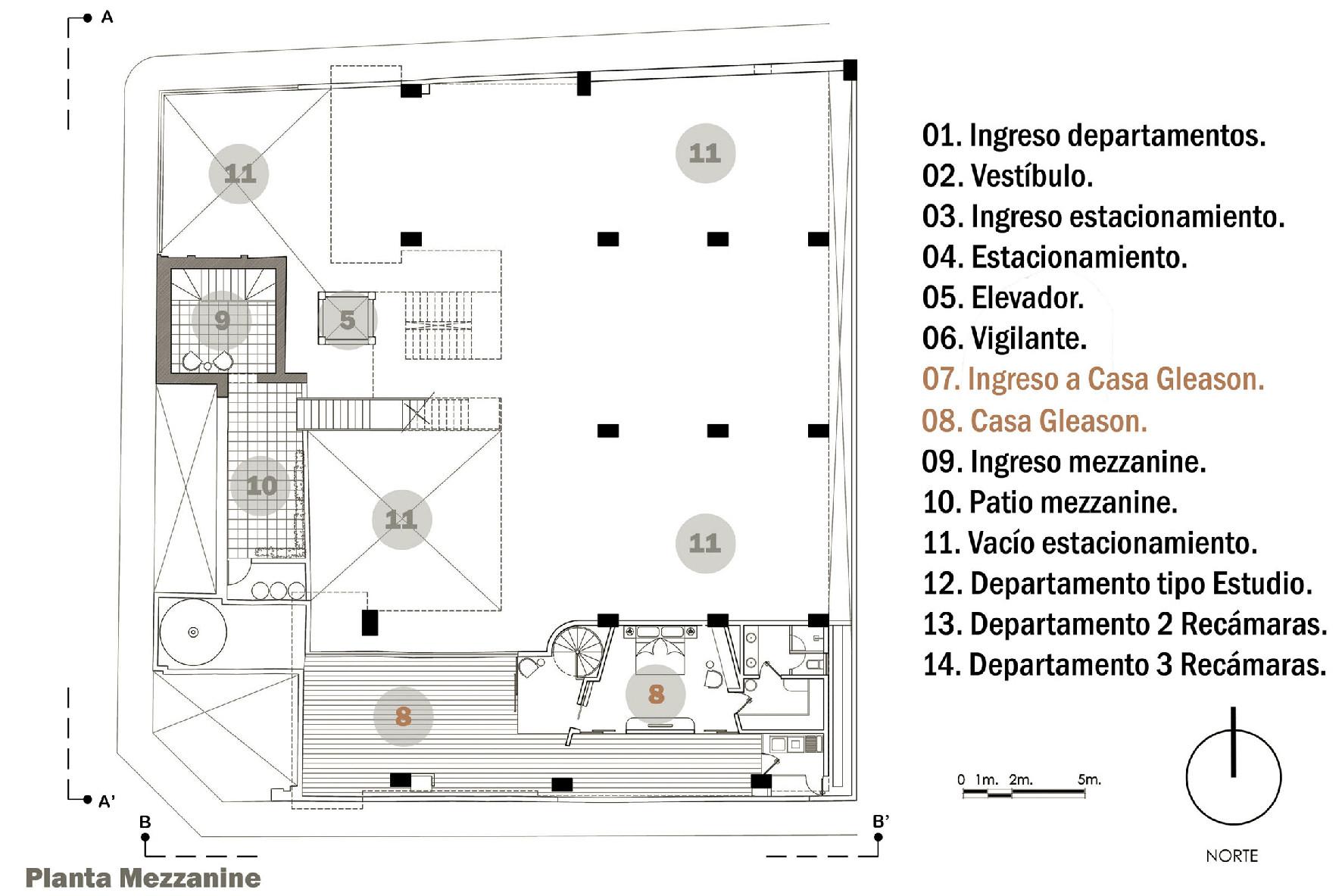 Galería de Edificio Casa Gleason / Trama Arquitectos - 22