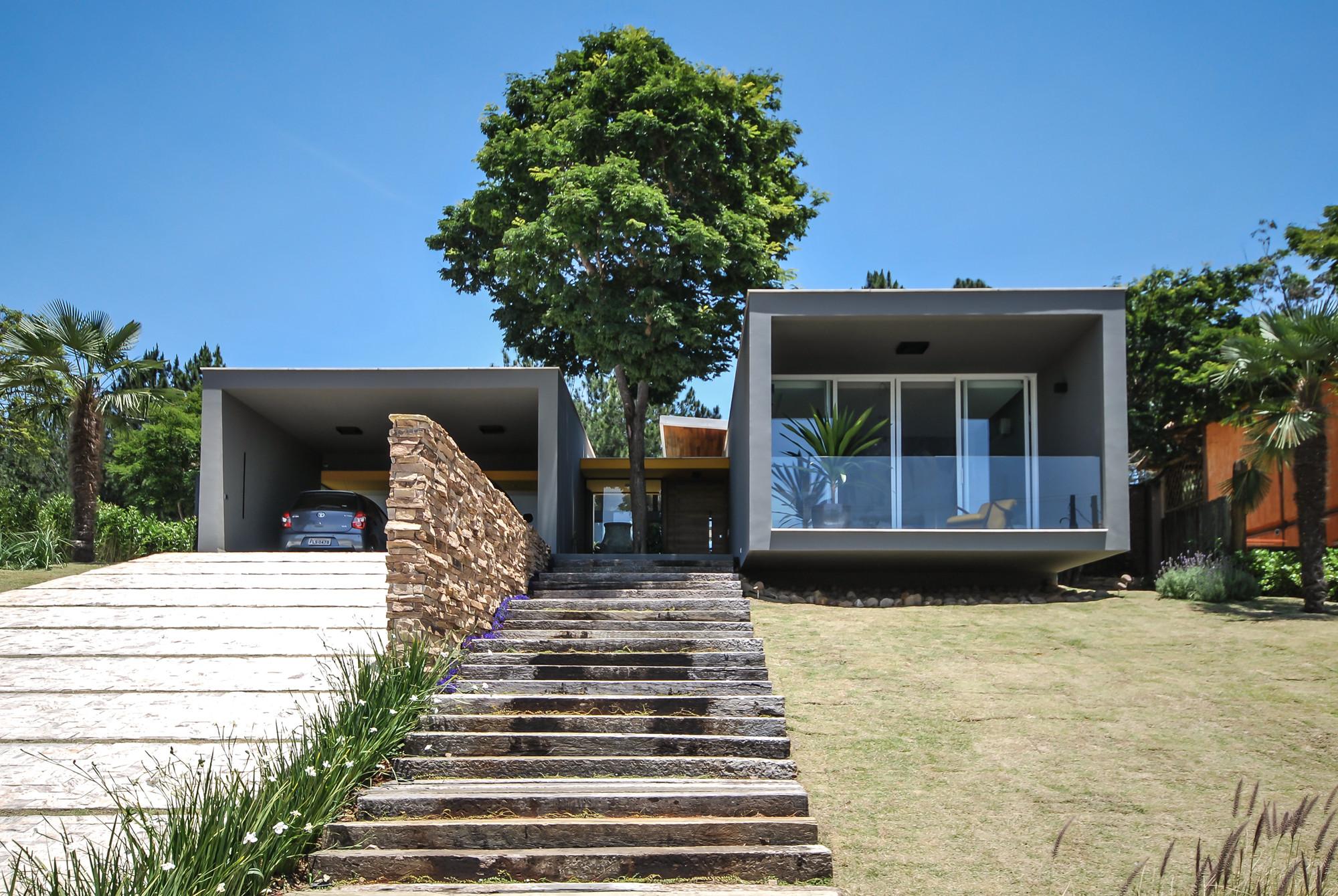 ME House / Otta Albernaz Arquitetura, © Eduardo Simabuguro Albernaz