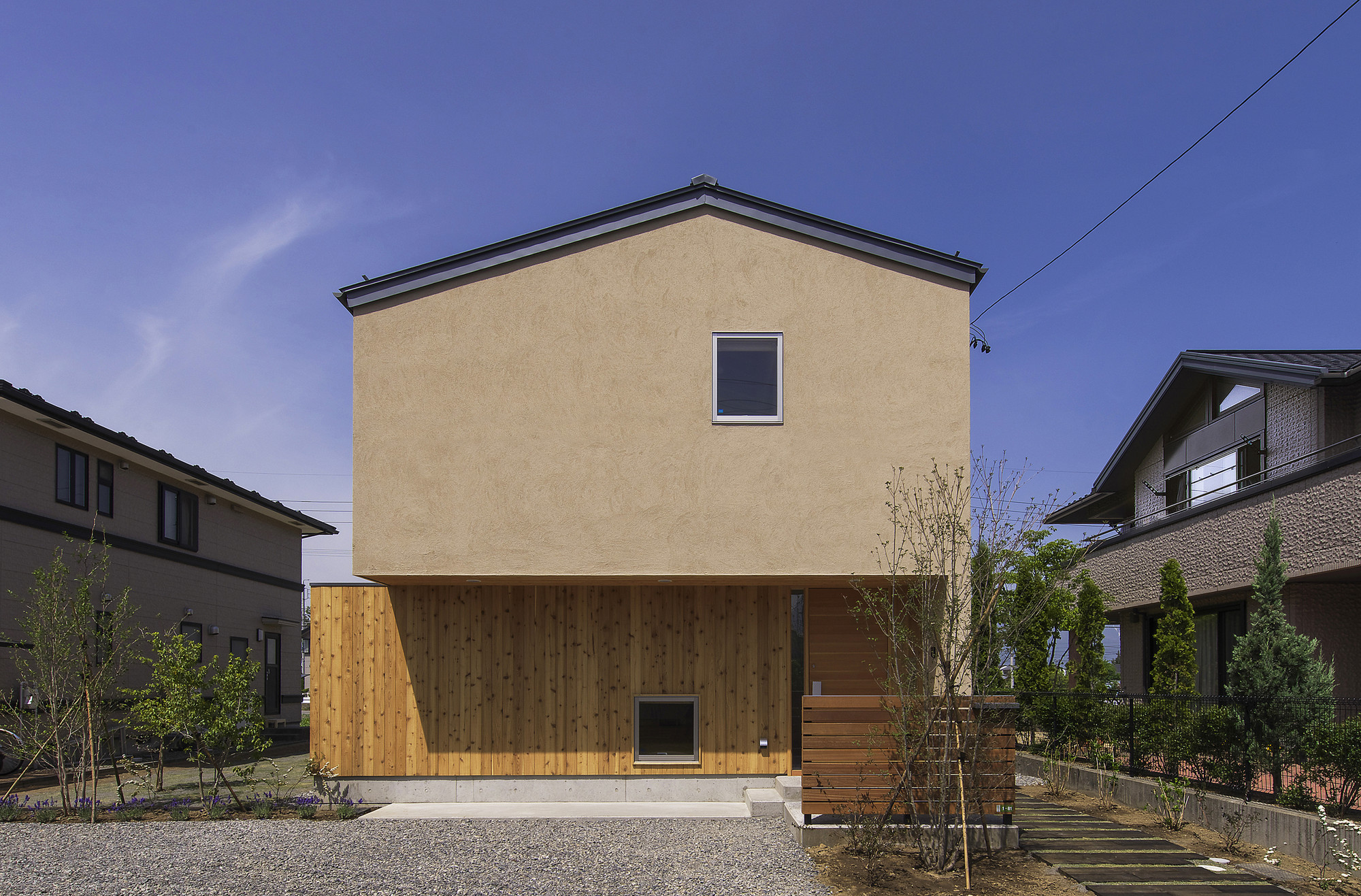 Hikariniwa House / MTKarchitects, © Yuko Tada