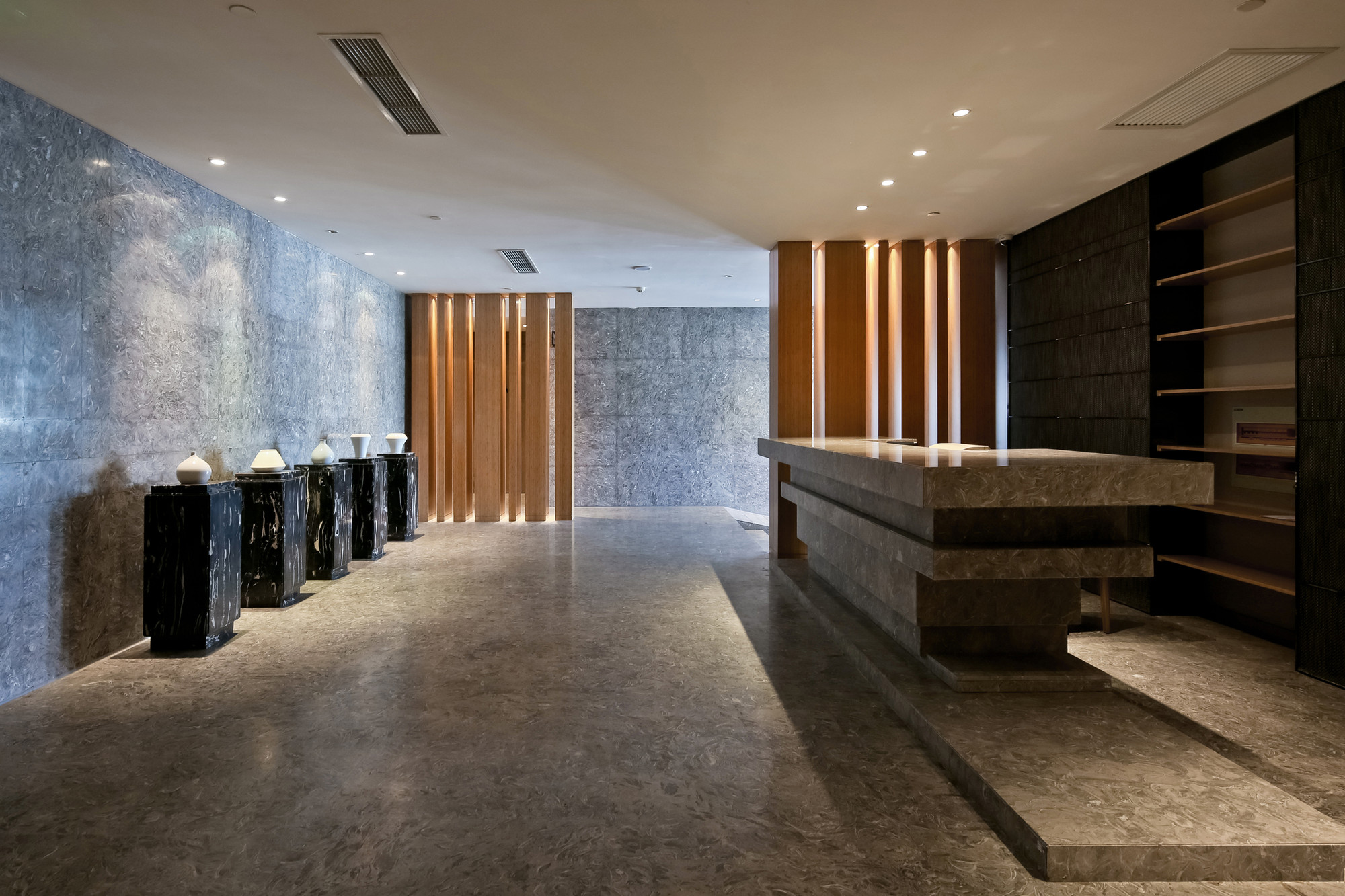 gallery of jiahe boutique hotel shangai dushe architecture design 33. Black Bedroom Furniture Sets. Home Design Ideas
