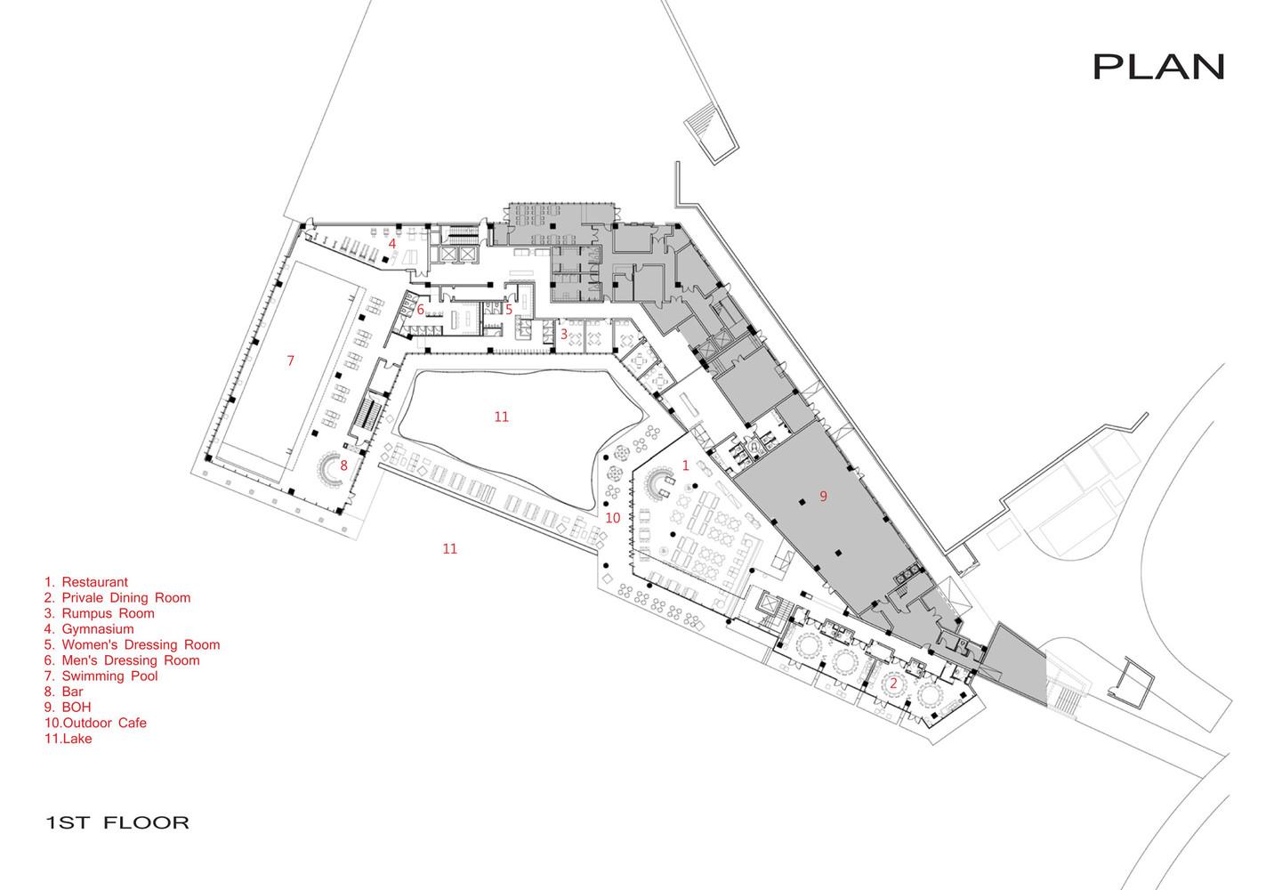 Gallery Of Jiahe Boutique Hotel Shangai Dushe Architecture Design 38