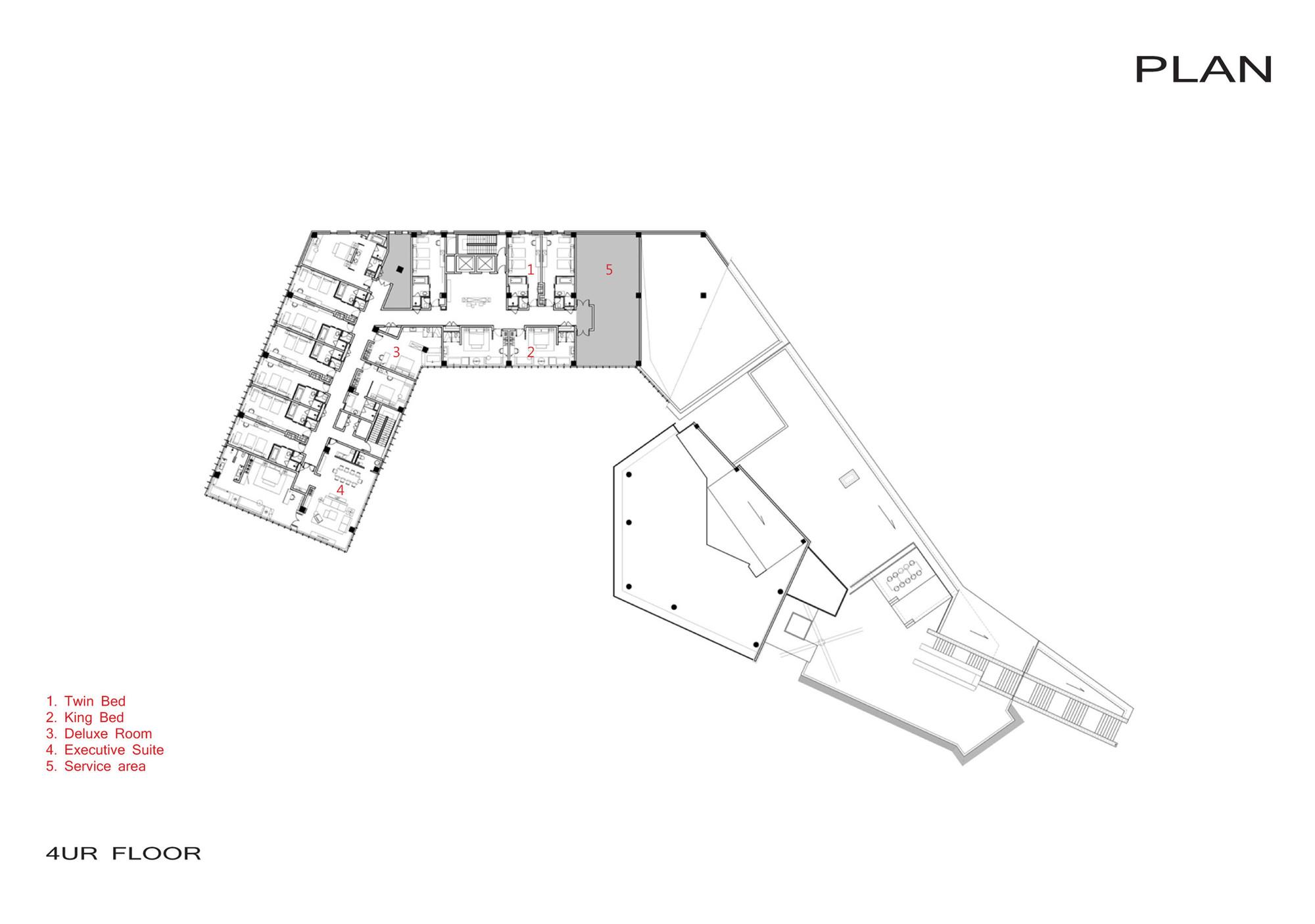 Architectural Design Brief For A Hotel