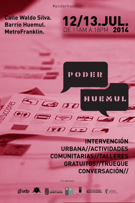 Poder Huemul / Santiago, Chile