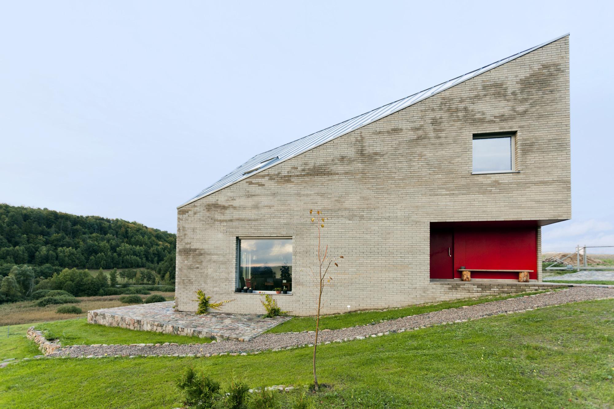 34.25° House  / Bartek Arendt + Kasia Bedra, Courtesy of Bartek Arendt