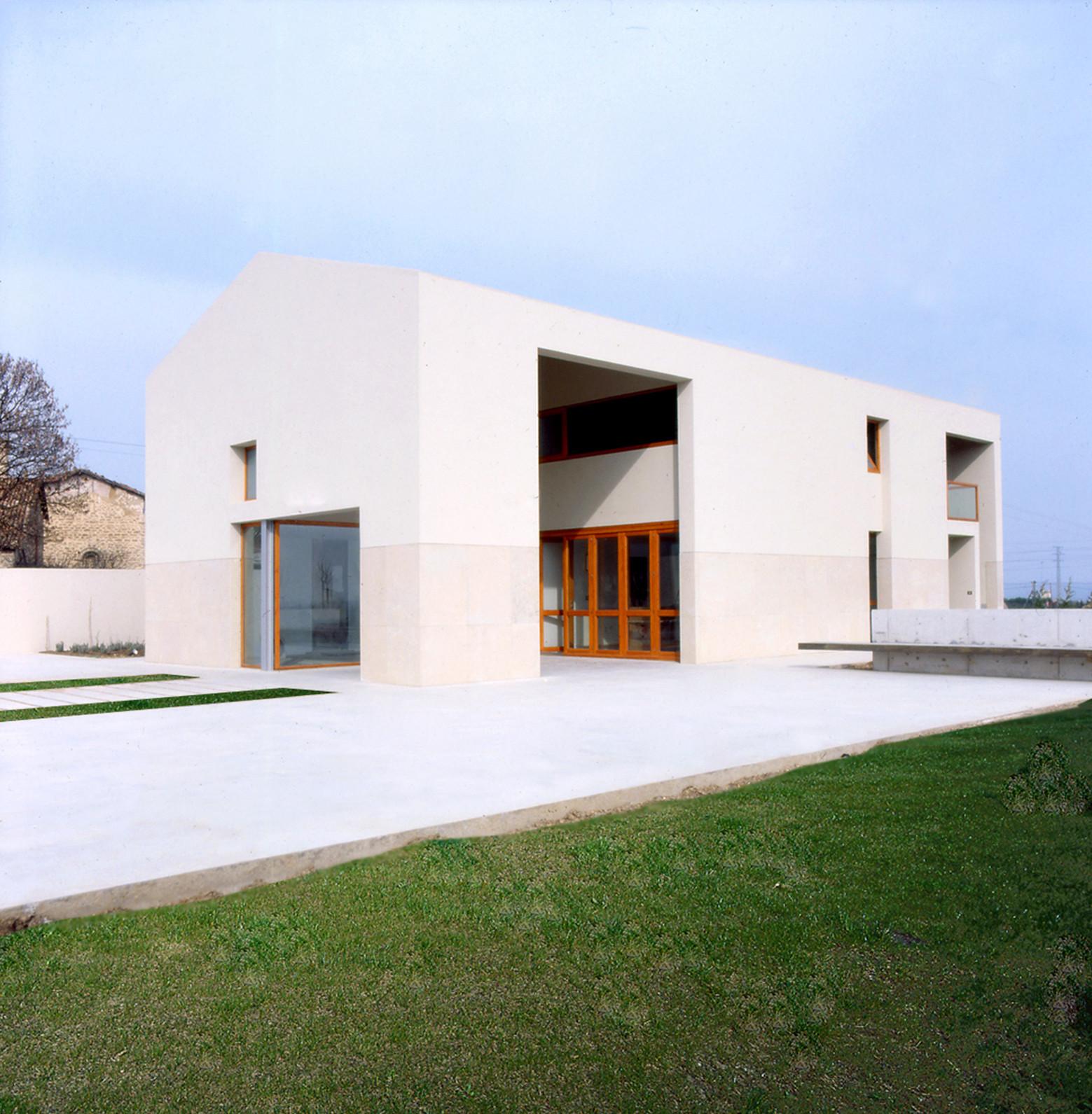 Casa en Gardelegui  / Roberto Ercilla Arquitectura, © César San Millán