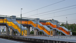 Ponte Skyttelbron / Metro Arkitekter (Sweco Architects)