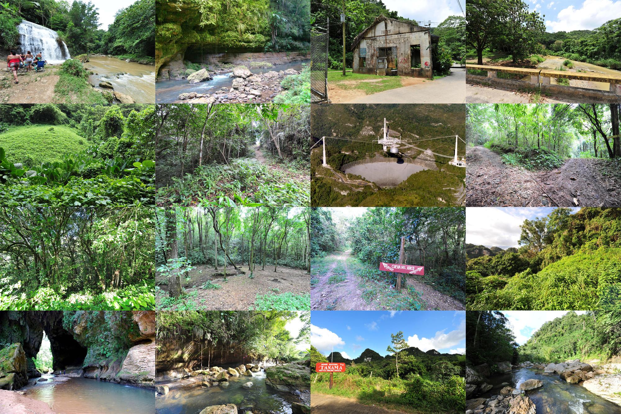 """Plan Maestro """"Parque Río Tanamá"""" en Puerto Rico: apropiación sustentable de una zona protegida"""