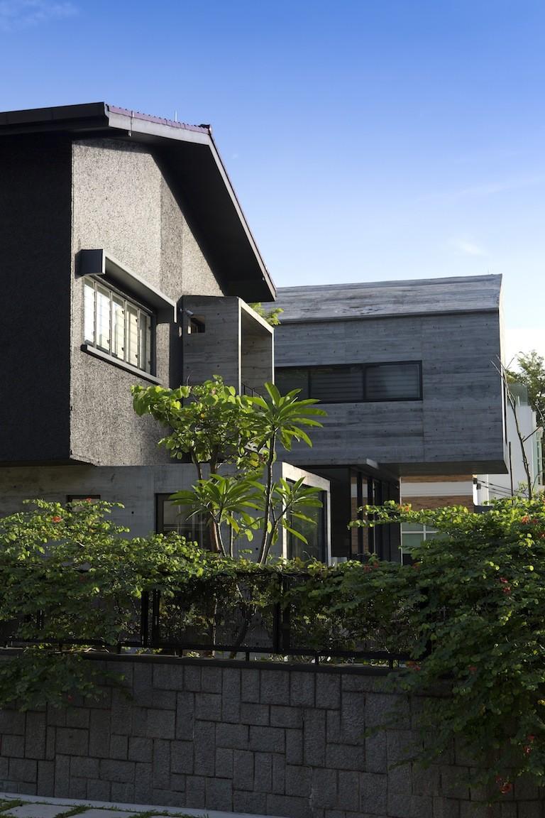 Casa Extendida / Formwerkz Architects