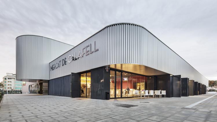 Mercat Calafell / Batlle & Roig Architects, © Jordi Surroca