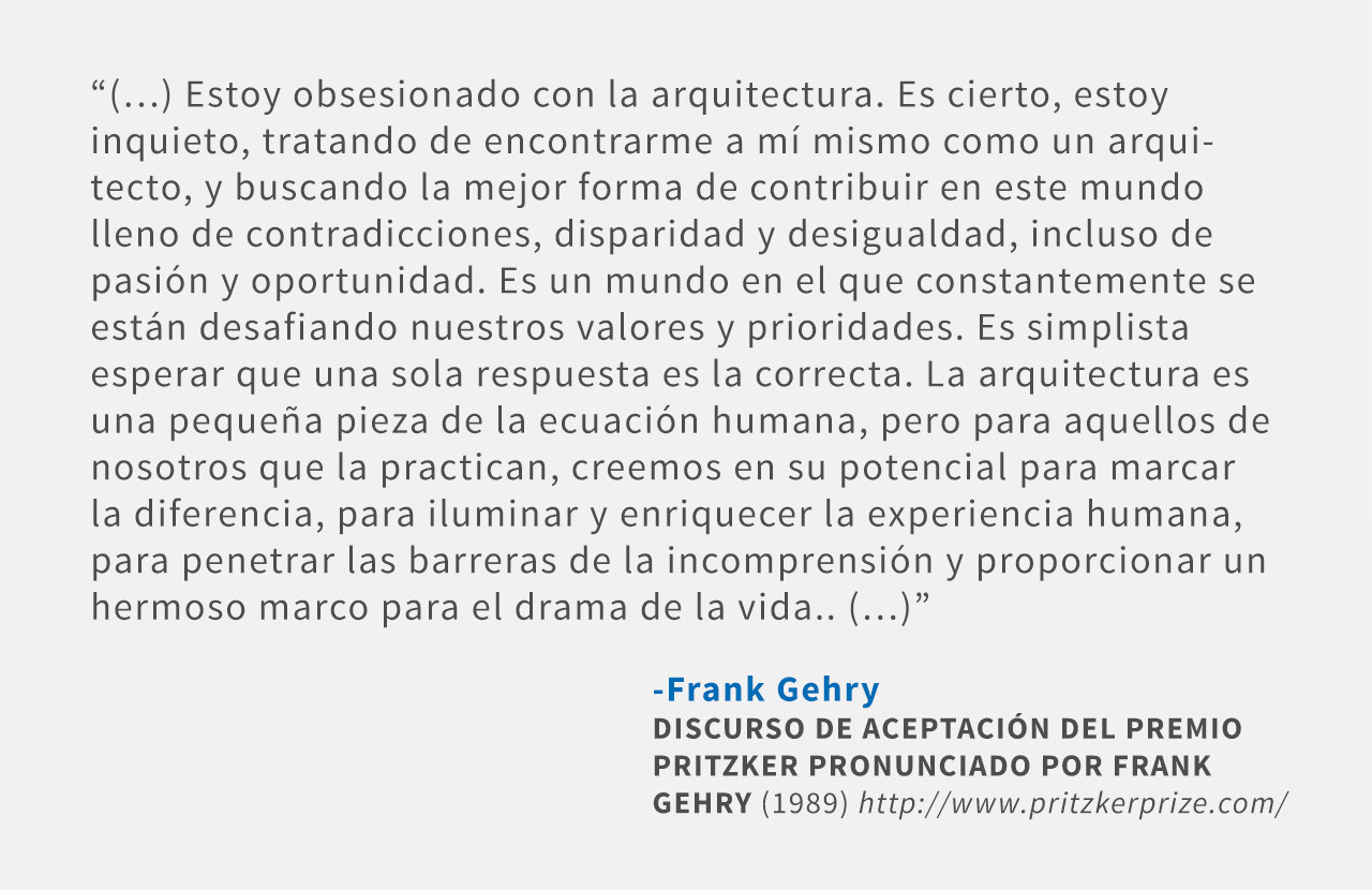Frases: Frank Gehry