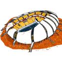 Arena das Dunas - Natal. Image Courtesy of Vapor 324