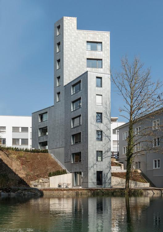 Moinho Freudenau / Furrer Jud Architekten, © Benedikt Redmann
