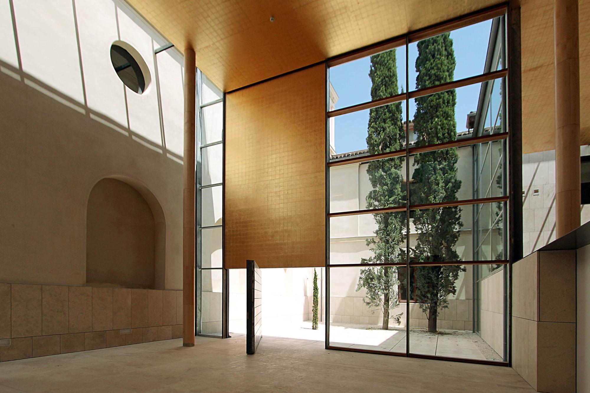 Rehabilitation of the Madrid History Museum / Frade Arquitectos, © Manuel Pérez Cazorla