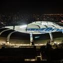 Arena das Dunas en Natal. Image Courtesy of Populous