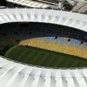 Estádio Maracanã no Rio de Janeiro. Imagem Cortesia de Fernandes Arquitetos Associados