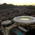 Estadio Maracaná en Río de Janeiro. Image © Erica Ramalho