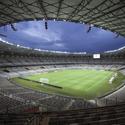 Estadio Mineirão en Belo Horizonte. Image © Joana França