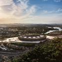 Estádio Mineirão em Belo Horizonte. Imagem © Alberto Andrich