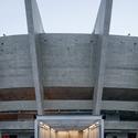 Estádio Mineirão em Belo Horizonte. Imagem © Leonardo Finotti