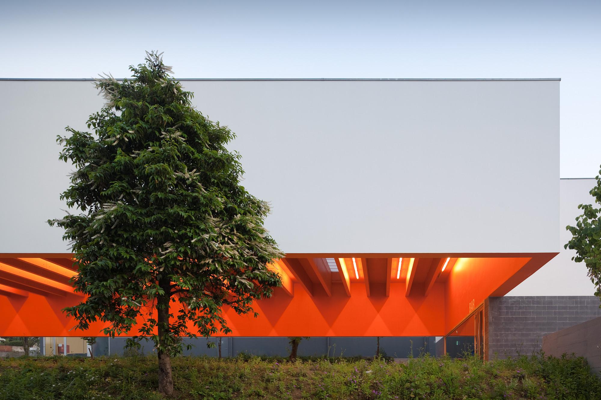 Escola Secundária Garcia da Orta / Bak Gordon Arquitectos, © Fernando Guerra – FG+SG