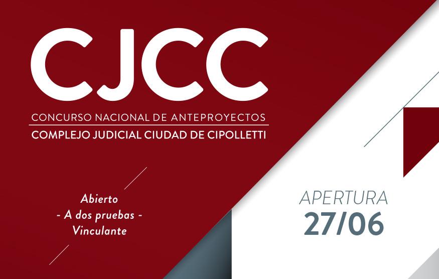 Concurso nacional de anteproyectos Complejo judicial Ciudad de Cipolletti / Argentina