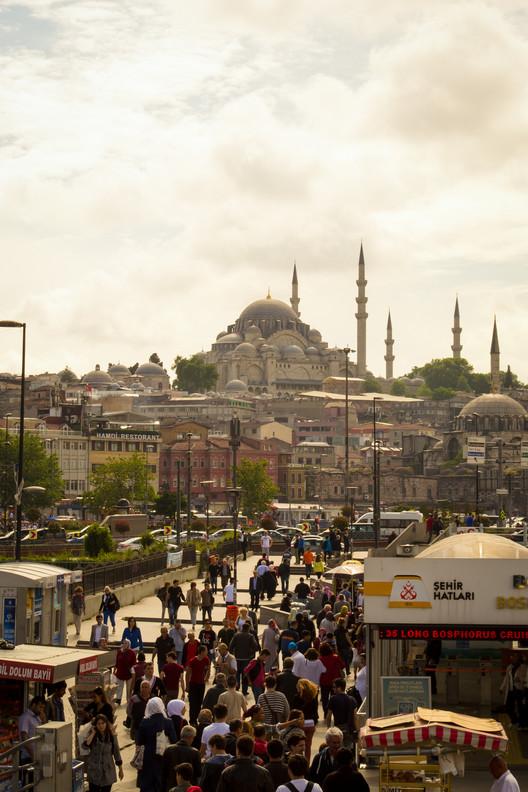 Conversation / Cose Turche: Architecture in Istanbul, © Giuliana Sibilia