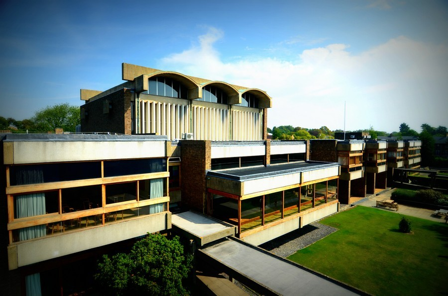 London Calling: British Modernism's Watershed Moment - The Churchill College Competition, Courtesy of Churchill College