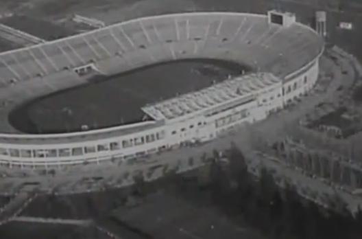 """Cinema e Arquitetura: """"Copa do Mundo: Chile 1962"""""""