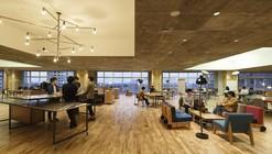 Laboratório de Inovação Kashiwa-no-ha / Naruse Inokuma Architects