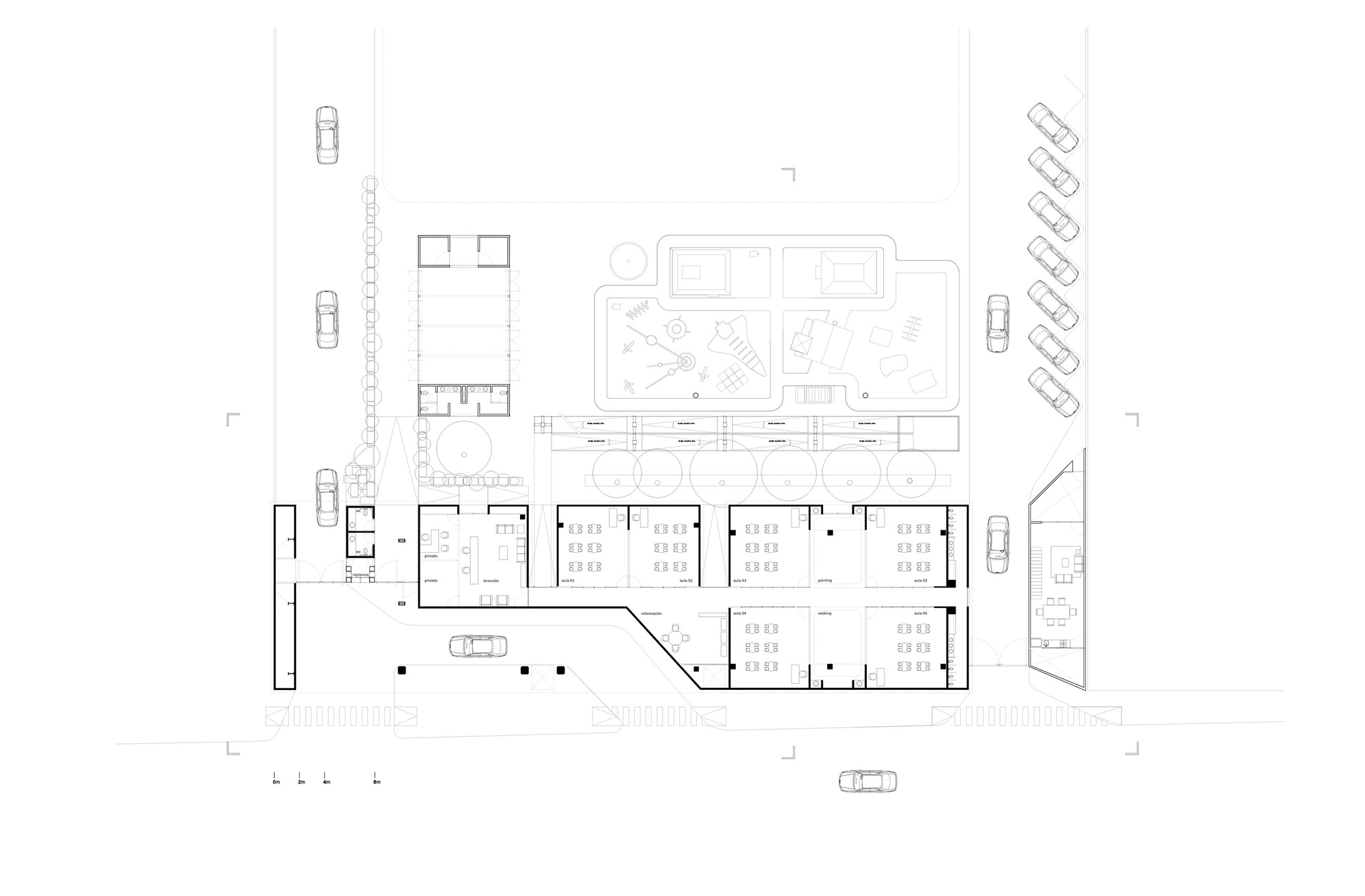Gallery of Pre-School Building / Miguel Montor - 20